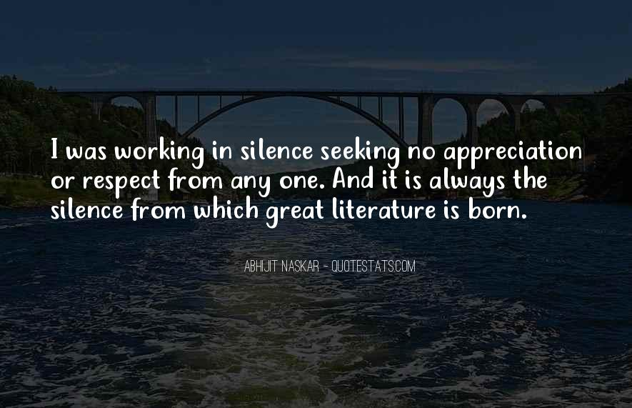 Quotes About Literature And Philosophy #966332