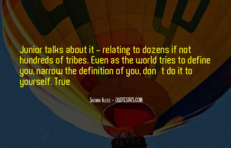 Quotes About Talks #119690