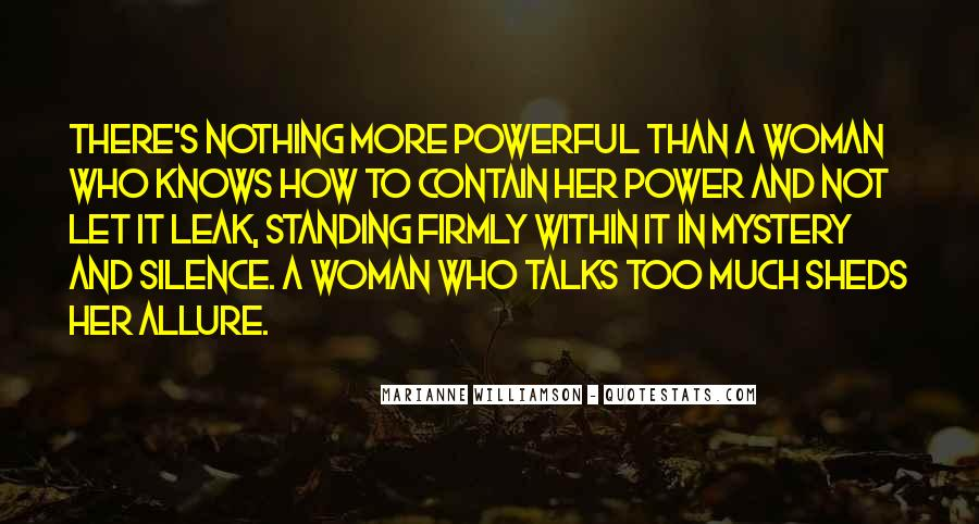 Quotes About Talks #123948