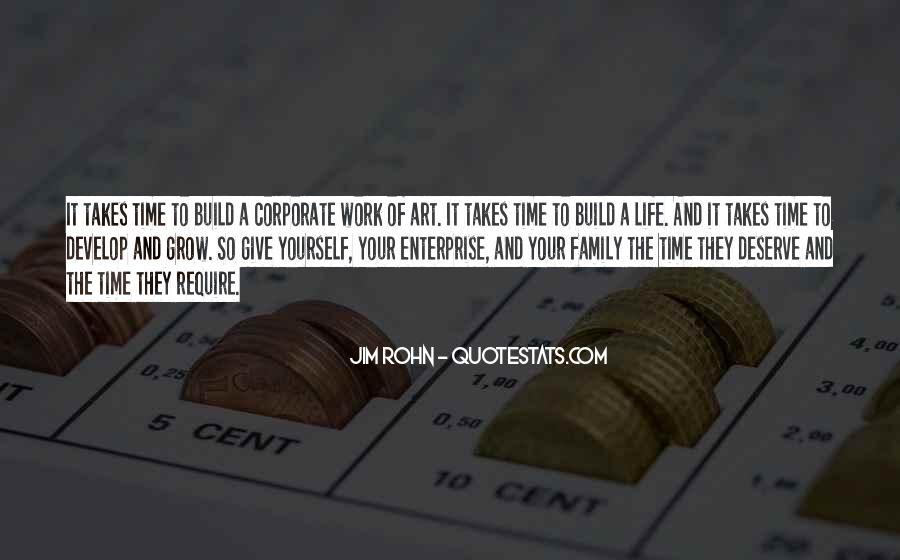 Quotes About Enterprise #102982