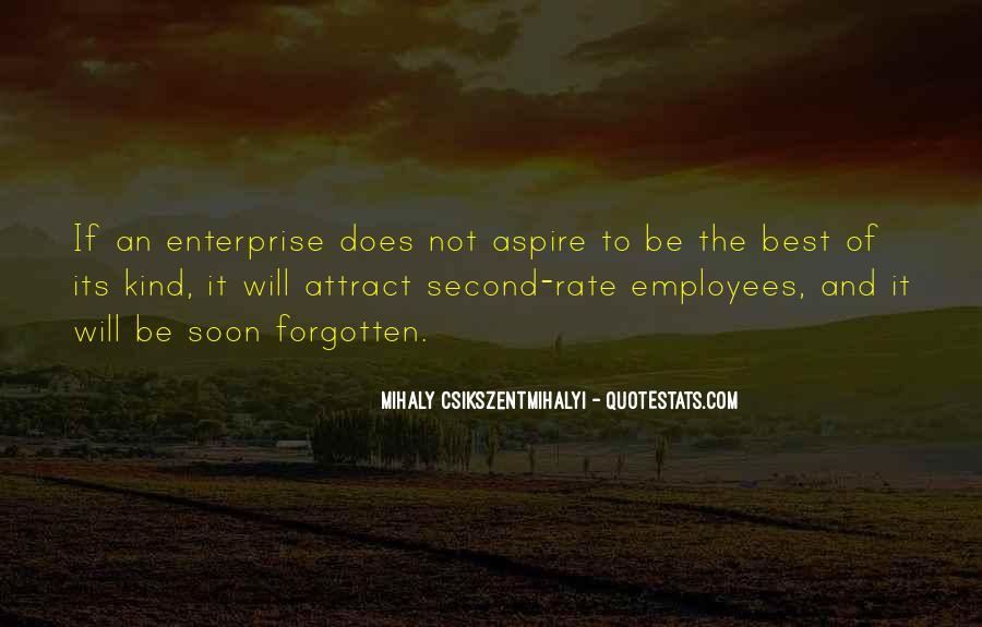 Quotes About Enterprise #105953