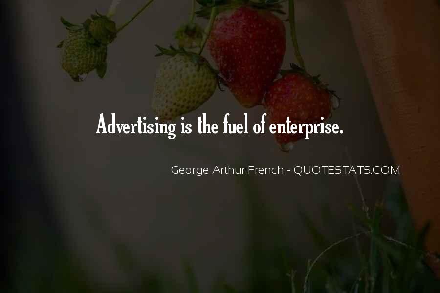 Quotes About Enterprise #111538