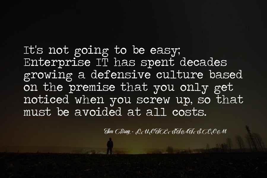 Quotes About Enterprise #123664