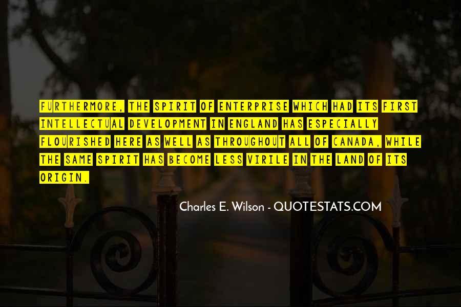 Quotes About Enterprise #134993