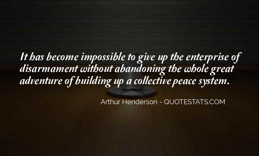Quotes About Enterprise #153754