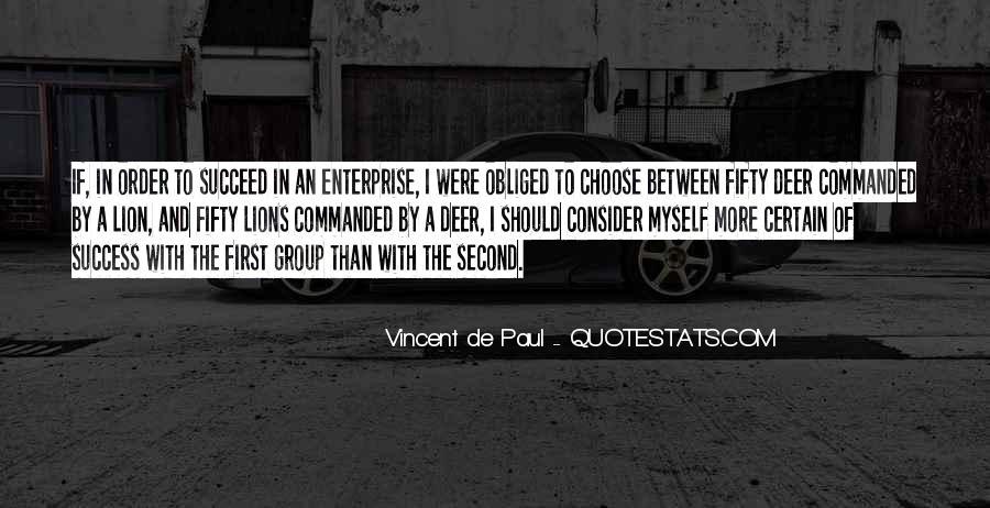 Quotes About Enterprise #154014