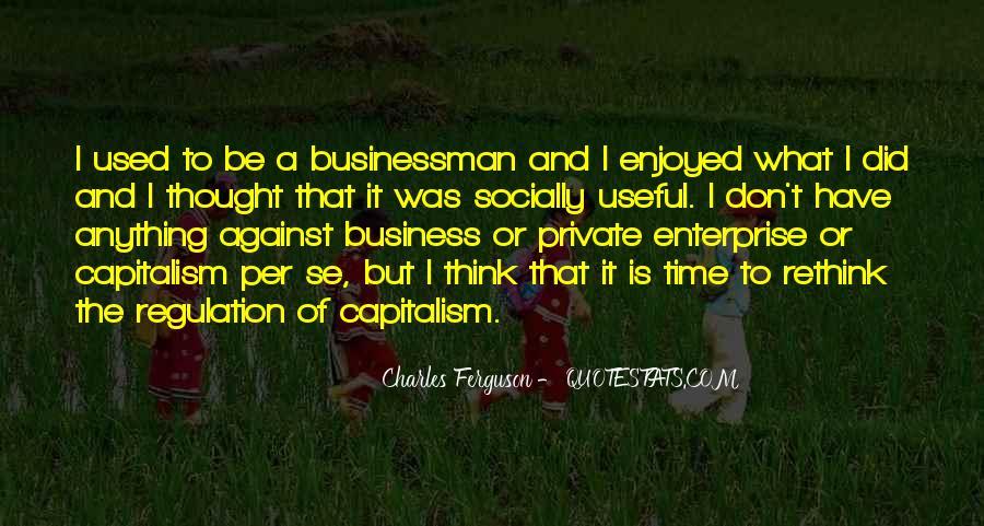 Quotes About Enterprise #155821