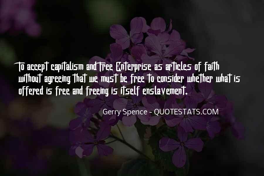 Quotes About Enterprise #162508