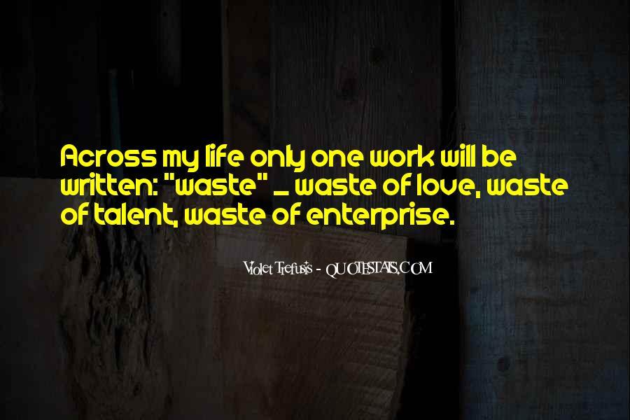 Quotes About Enterprise #171419