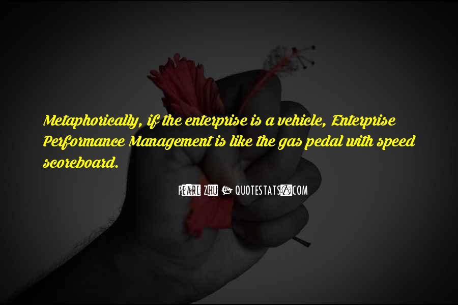 Quotes About Enterprise #193115