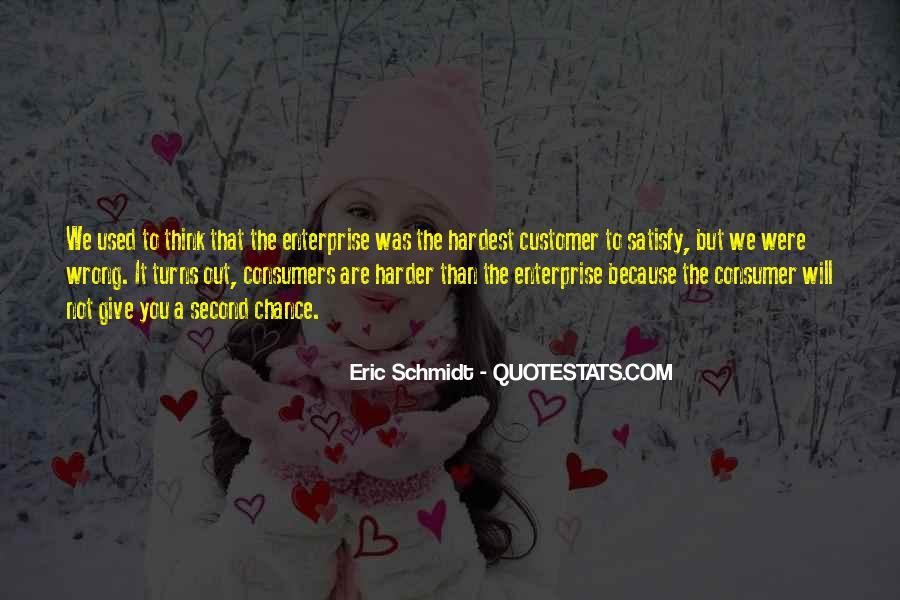 Quotes About Enterprise #193827