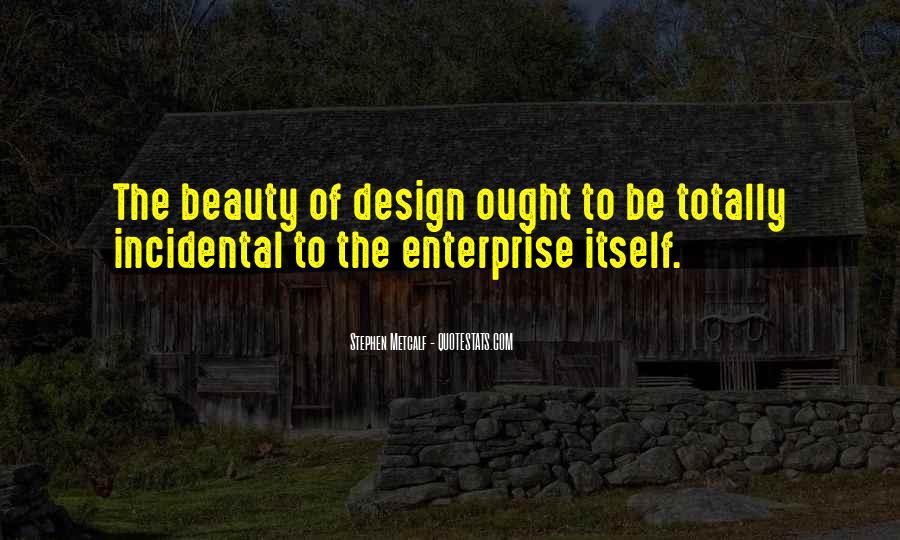 Quotes About Enterprise #39227
