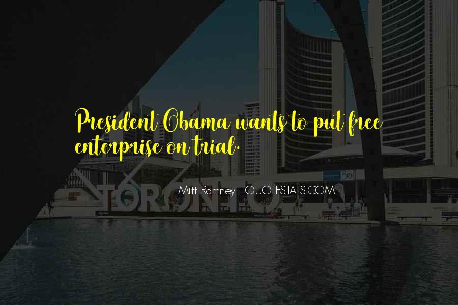 Quotes About Enterprise #41807