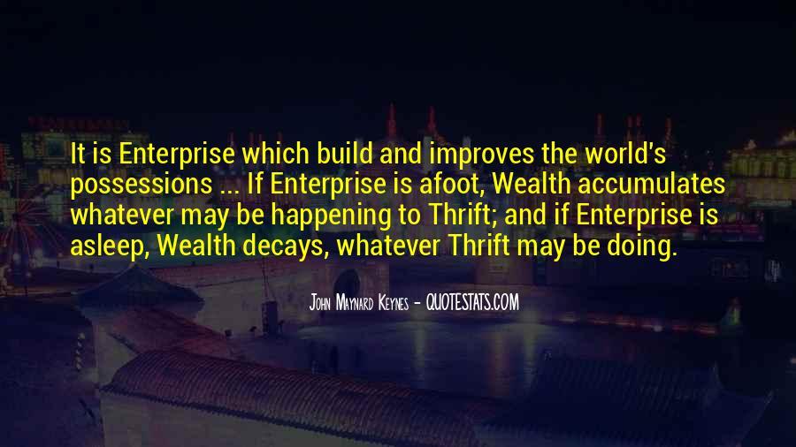 Quotes About Enterprise #54661