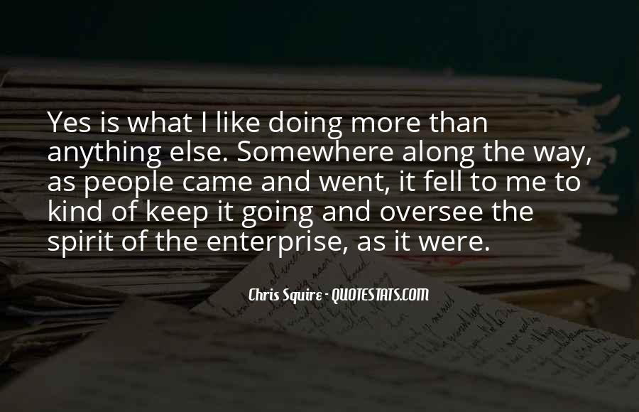 Quotes About Enterprise #58420