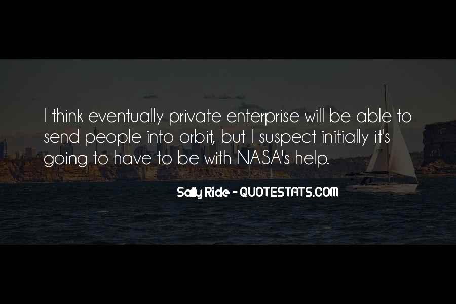 Quotes About Enterprise #60232