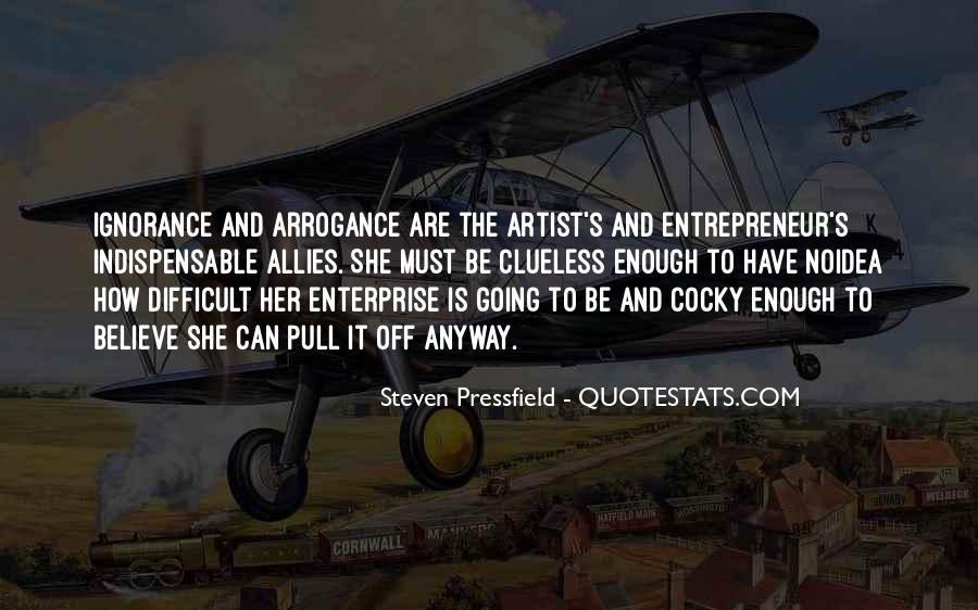 Quotes About Enterprise #64682