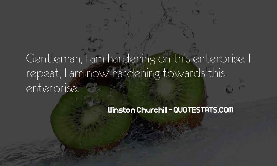 Quotes About Enterprise #7018