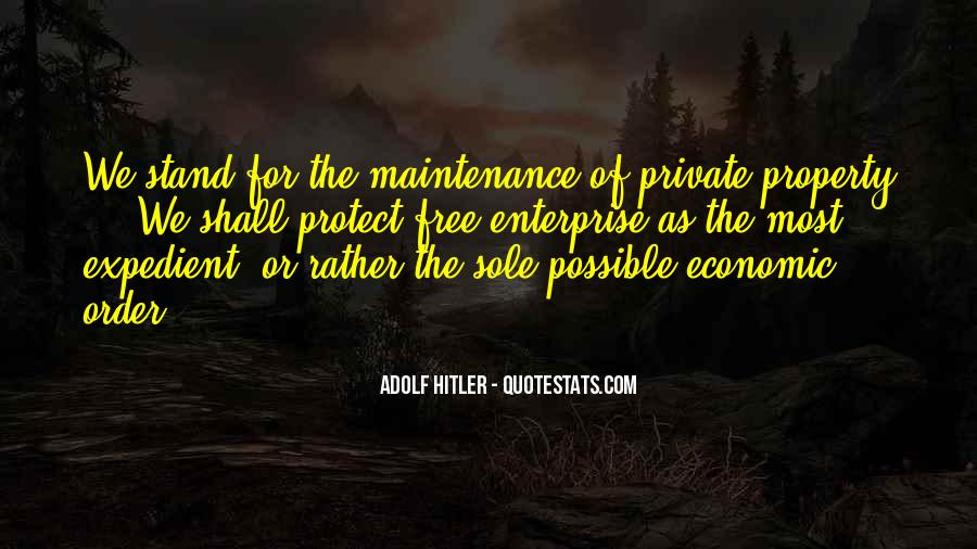 Quotes About Enterprise #81505