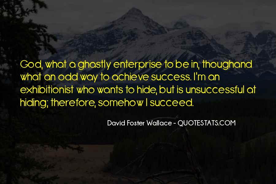 Quotes About Enterprise #99139
