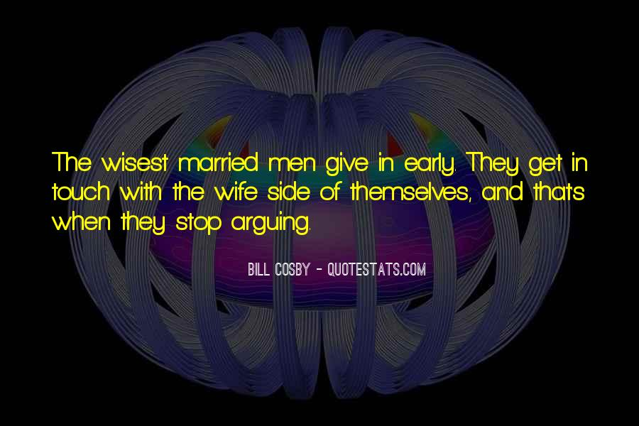 Quotes About Arguing In A Relationship #223005