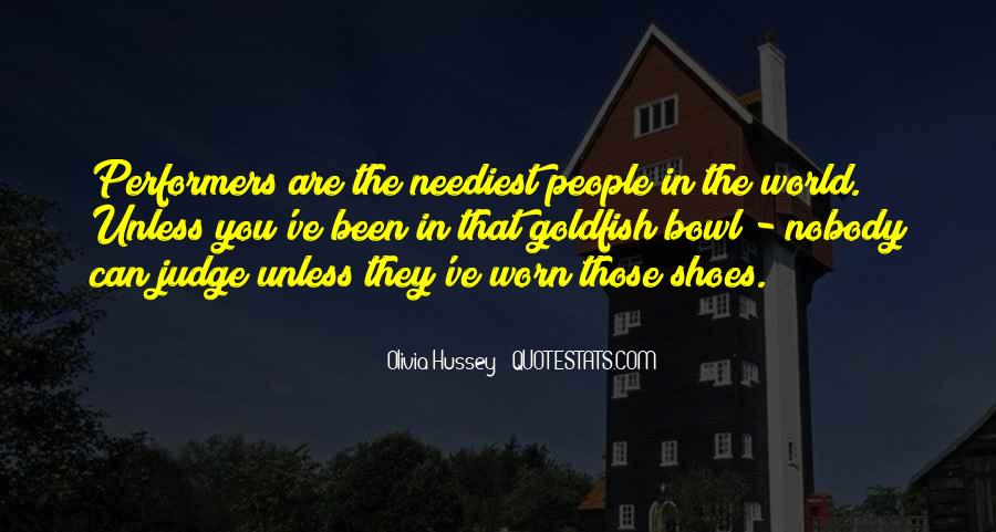 Quotes About Those Who Judge Others #11340