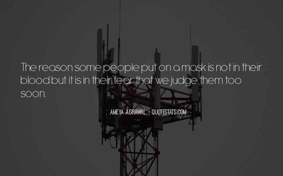 Quotes About Those Who Judge Others #13729