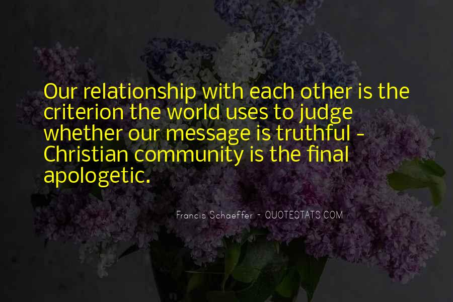Quotes About Those Who Judge Others #1594