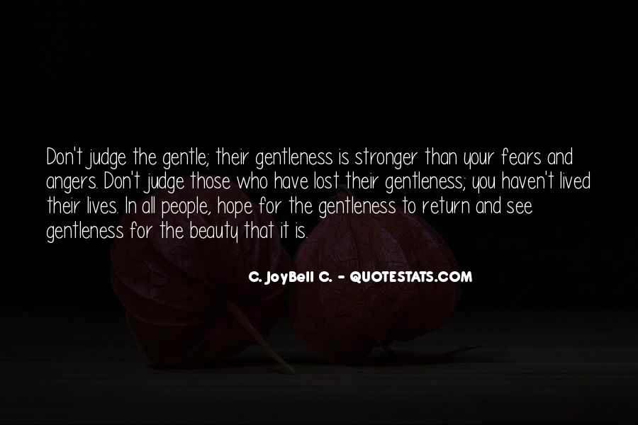 Quotes About Those Who Judge Others #736035