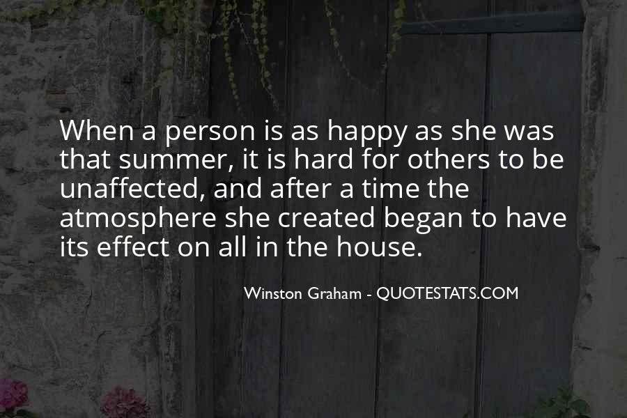 Quotes About Happy Person #134700