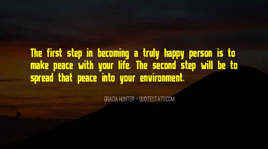 Quotes About Happy Person #2173