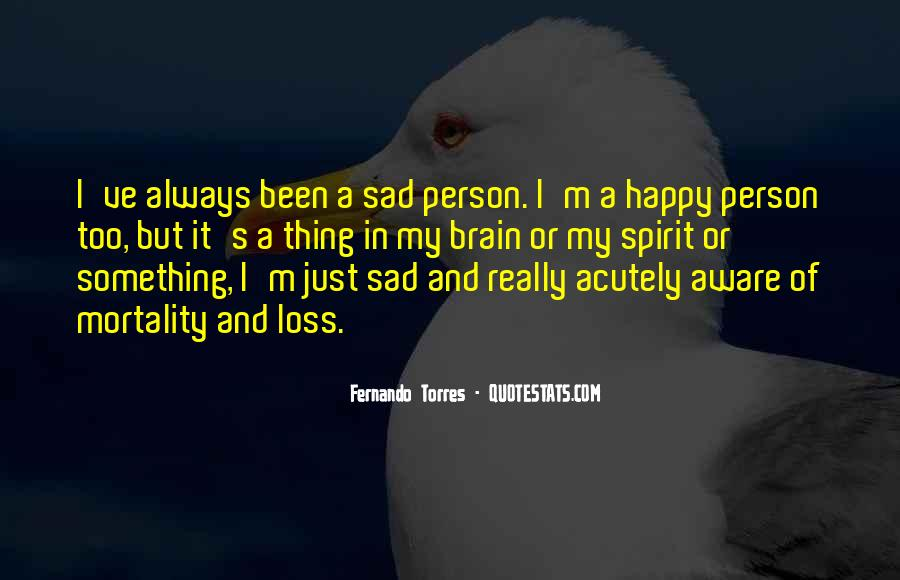 Quotes About Happy Person #221639