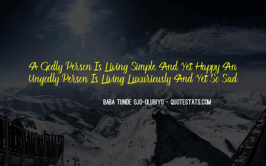 Quotes About Happy Person #270109