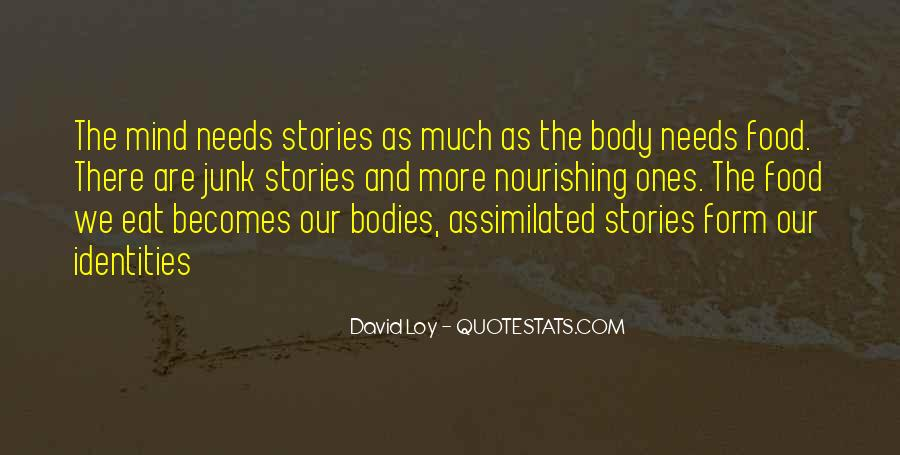 Quotes About Nourishing Your Body #1046582