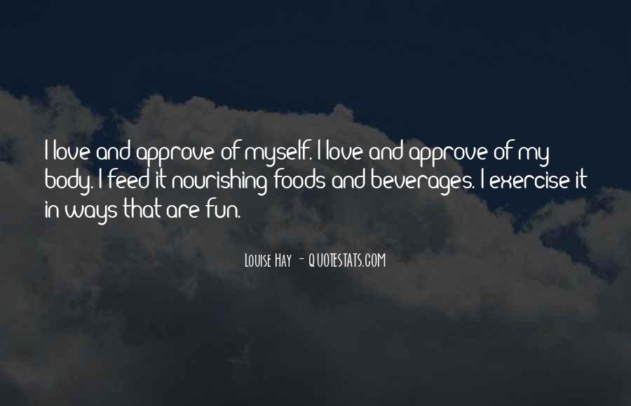 Quotes About Nourishing Your Body #1260713