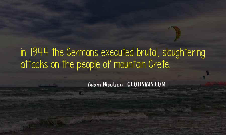 Quotes About Crete #1676140