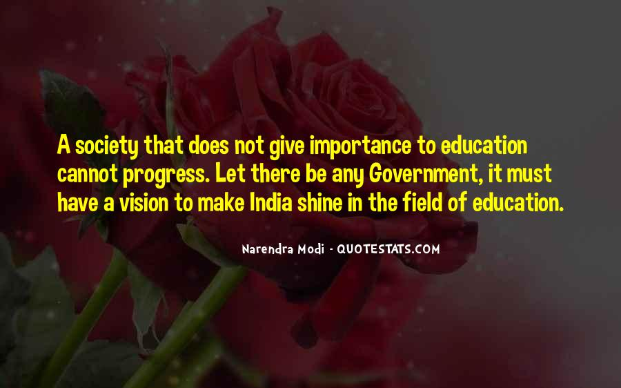 Quotes About The Importance Of Education In Society #61216