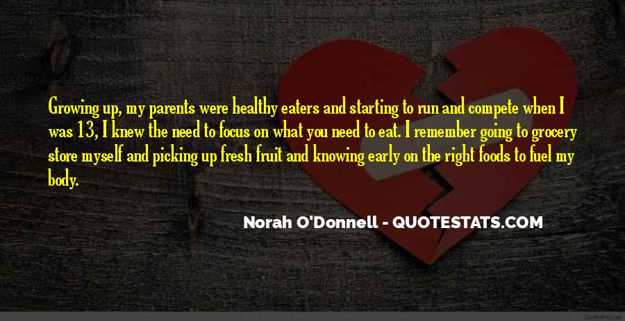 Quotes About Growing What You Eat #1548886