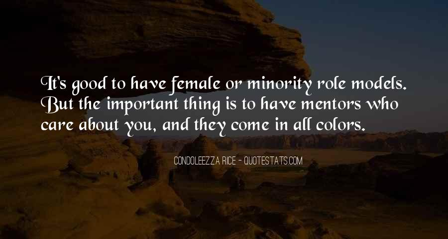 Quotes About Female Mentors #1735805
