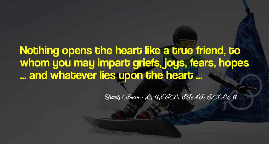 Quotes About The Joys Of Friendship #1506703