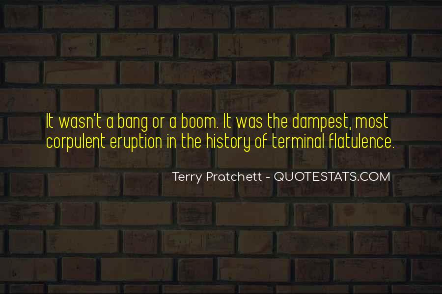 Quotes About Flatulence #1666277