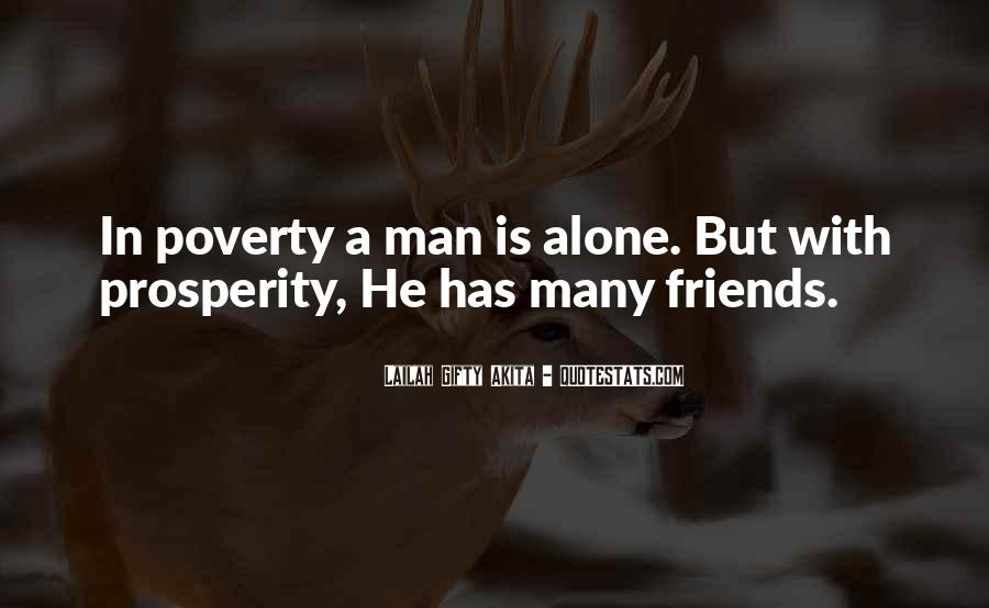 Quotes About Wealth And Friendship #1532729