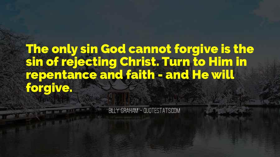 Quotes About Rejecting Christ #1520786
