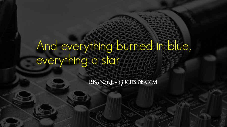 Quotes About Stars Burning Out #1021726