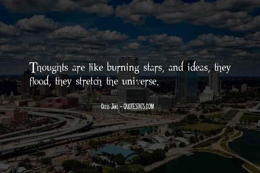 Quotes About Stars Burning Out #1612391