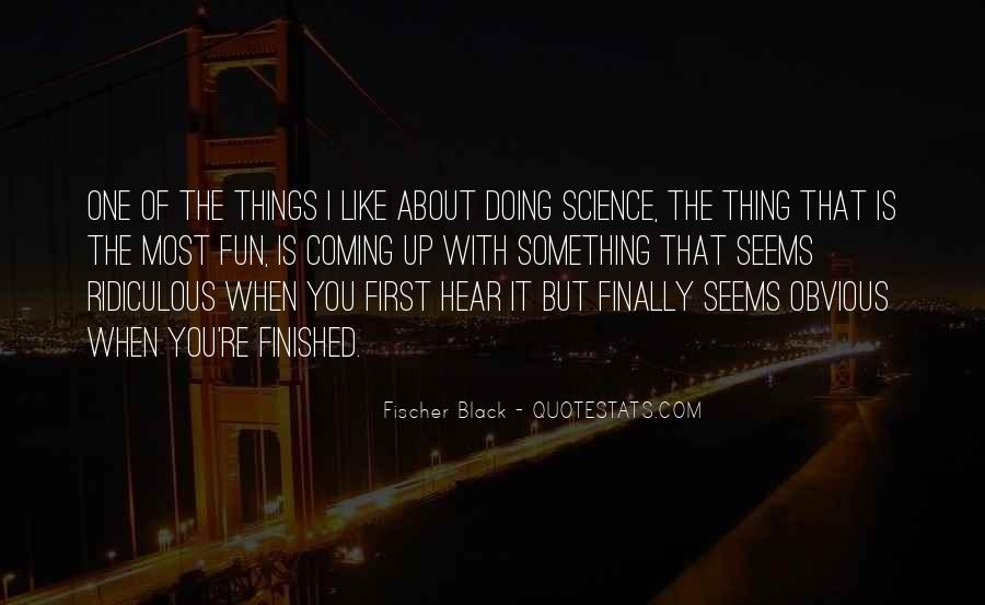 Quotes About Doing Something About It #109155