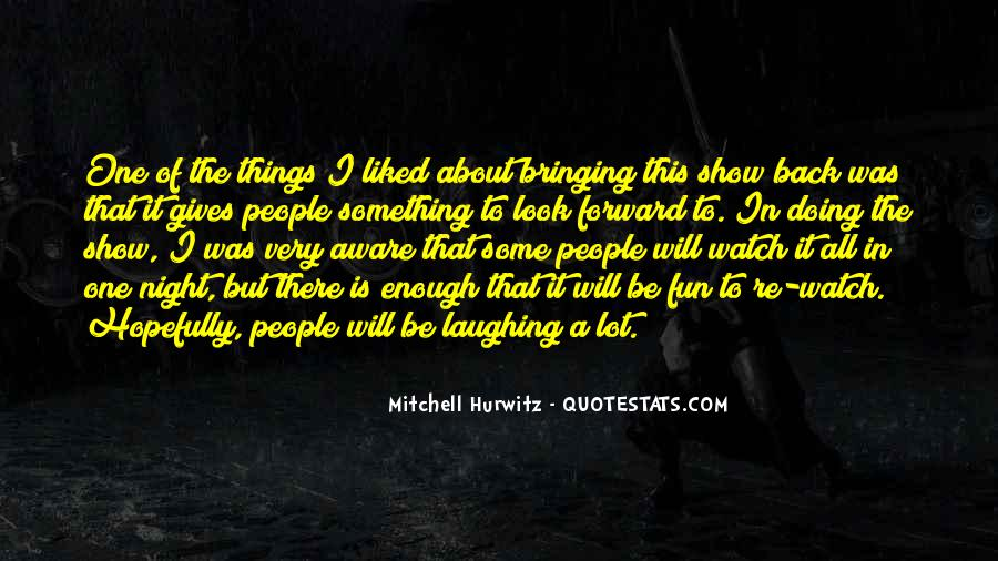 Quotes About Doing Something About It #199680