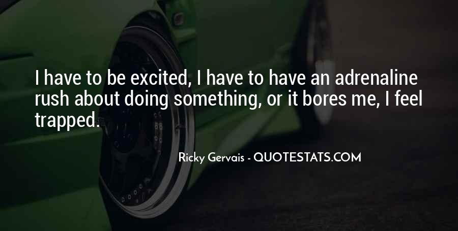 Quotes About Doing Something About It #274925