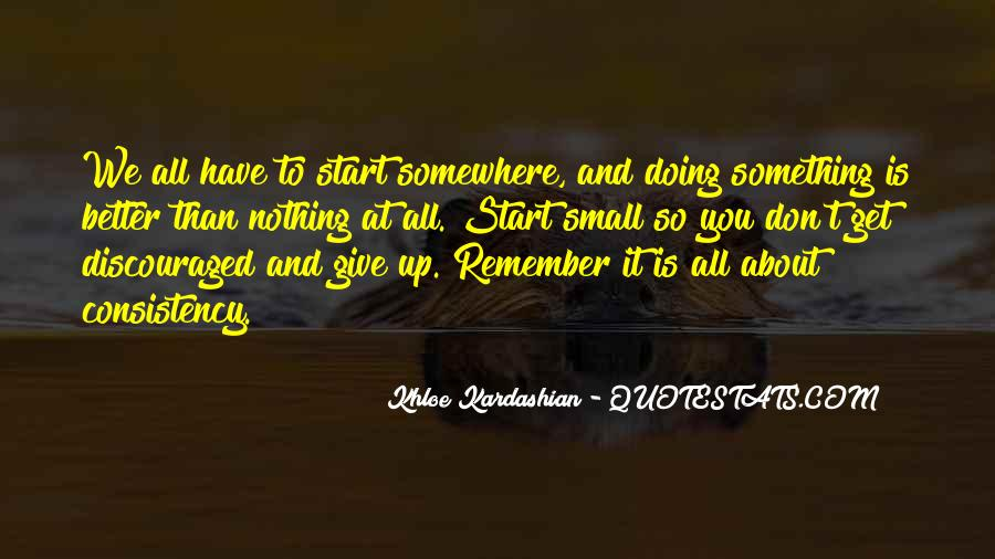 Quotes About Doing Something About It #306938
