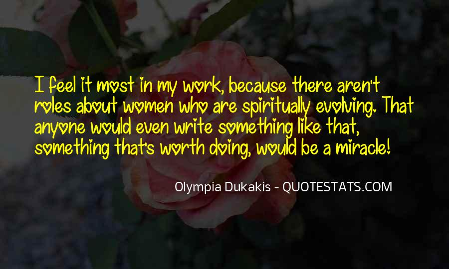 Quotes About Doing Something About It #318588